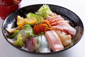 new豪華丼
