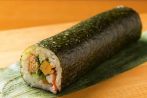 海鮮サラダ巻750円