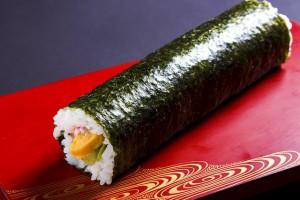 海鮮サラダ巻きロング